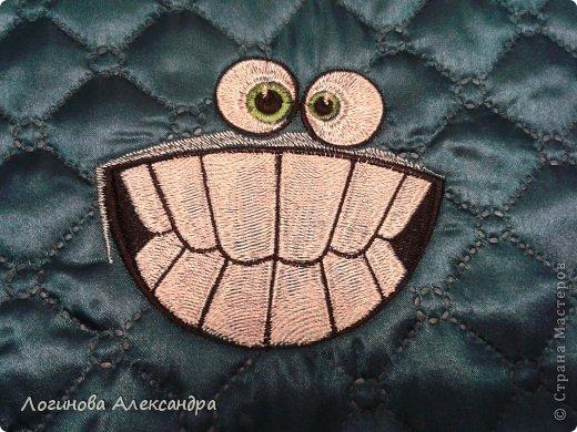 Машинная вышивка. фото 3