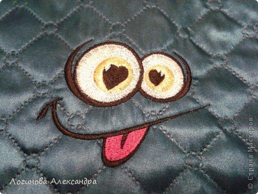 Машинная вышивка. фото 5