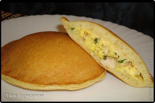 Вкусный и сытный завтрак! фото 1