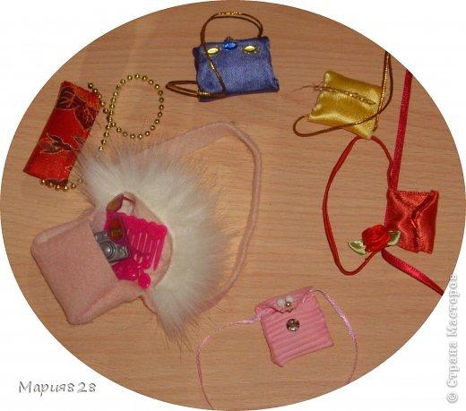 Вот они наши сумочки все вместе. Каждая создавалась под конкретный наряд. Люблю когда наряд и аксессуары одного цвета. фото 1
