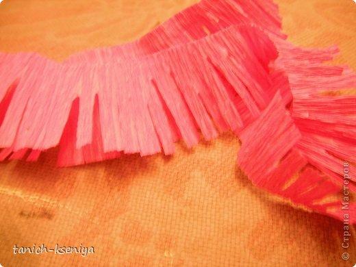 """Идея пришла мне в голову, когда начал увядать букет цветов подаренный мне на день рождения. Вот такой """"Букетик невесты"""" у меня получился. Рассказываю.... фото 7"""