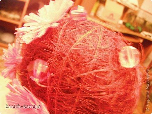 """Идея пришла мне в голову, когда начал увядать букет цветов подаренный мне на день рождения. Вот такой """"Букетик невесты"""" у меня получился. Рассказываю.... фото 10"""