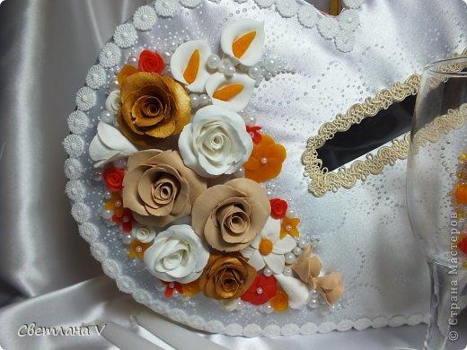 """Свадьба в """"осенних"""" цветах, была попытка сделать яркий набор, но при этом не переусердствовать) фото 4"""