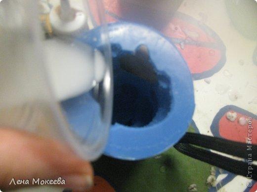 как сделать такую двухцветную заливку я покажу на примере хомячка. фото 4