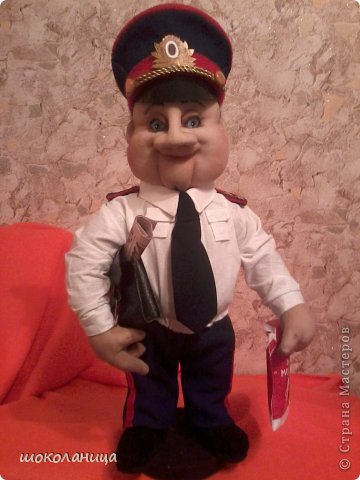 Полицейский из капрона