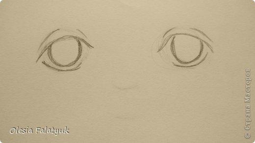 Рисовать лицо. Дети, куклы. фото 6