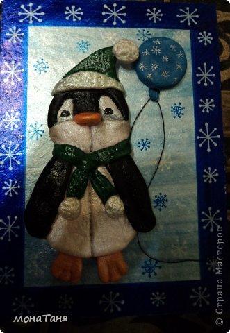Пингвин фото 1
