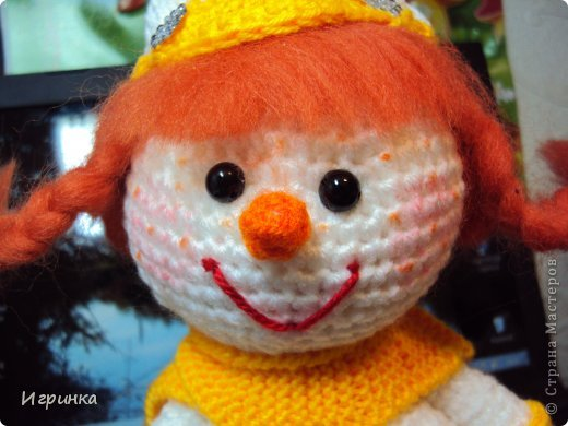 Здравствуй, страна! Представляю  новую новогоднюю парочку снеговиков. фото 3