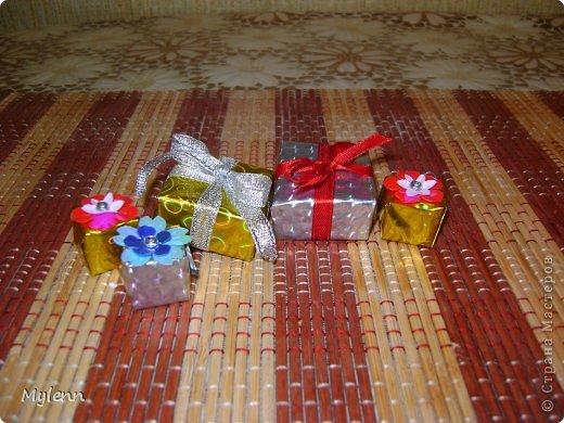 Игрушка Мастер-класс Новый год Шитьё Дед Мороз Ткань фото 21