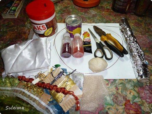 Мастер-класс Поделка изделие Новый год Лепка Шитьё Ангелы и феечки на елку новогодняя игрушка фото 4