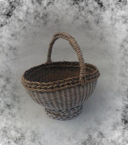 Здравствуйте дорогие гости !!!сегодня покажу мои ноябрьские работы...небольшая кучка плетеночек.... фото 5