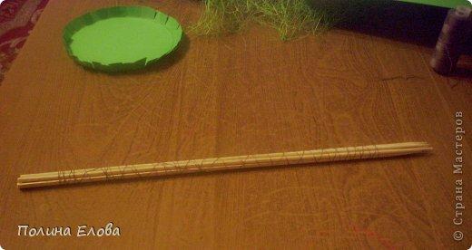 Мастер-класс Поделка изделие Новый год Моделирование конструирование Елочка из сизали фото 6