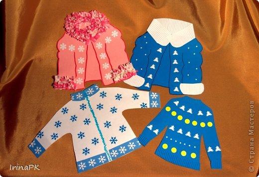 Такую одежду делали с детьми в прошлом году по теме «Одежда и головные уборы». фото 1