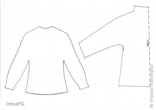 Такую одежду делали с детьми в прошлом году по теме «Одежда и головные уборы». фото 8