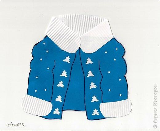 Такую одежду делали с детьми в прошлом году по теме «Одежда и головные уборы». фото 6