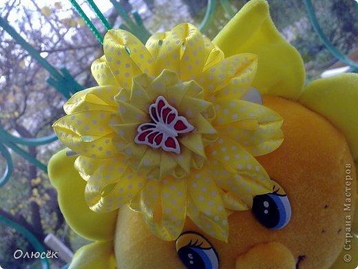 Вот какие цветики делала я в последнее время... Заколка-цветочек. МК, которые помогали: https://stranamasterov.ru/node/634861?c=favorite_c и https://stranamasterov.ru/node/404456?c=favorite_c фото 1