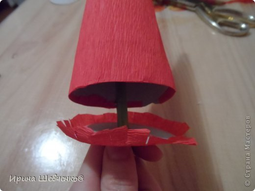Как я делала ёлочки к Новому году, может кому-то будет интересно)  Ещё есть ёлочки раскрашенные акриловыми красками http://stranamasterov.ru/node/982599 фото 13