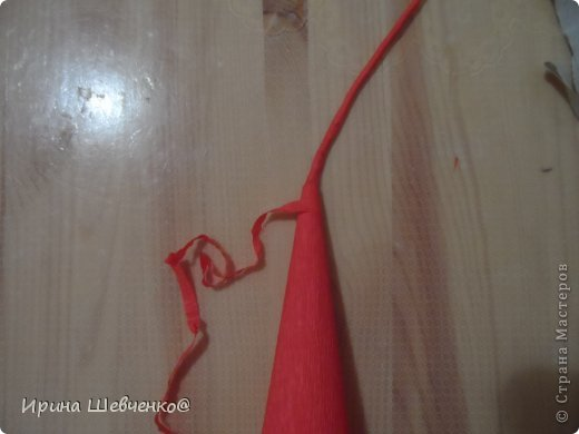 Как я делала ёлочки к Новому году, может кому-то будет интересно)  Ещё есть ёлочки раскрашенные акриловыми красками http://stranamasterov.ru/node/982599 фото 18