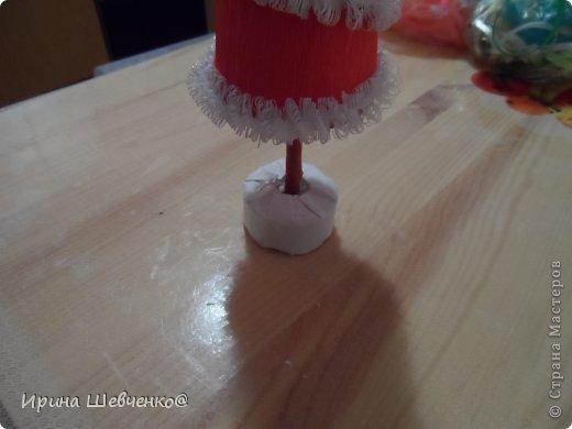 Как я делала ёлочки к Новому году, может кому-то будет интересно)  Ещё есть ёлочки раскрашенные акриловыми красками http://stranamasterov.ru/node/982599 фото 26