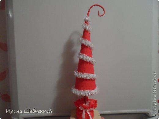 Как я делала ёлочки к Новому году, может кому-то будет интересно)  Ещё есть ёлочки раскрашенные акриловыми красками https://stranamasterov.ru/node/982599 фото 30
