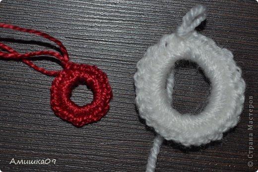 Интерьер Мастер-класс Вязание крючком Цветик-семицветик крючком Нитки Пряжа фото 2