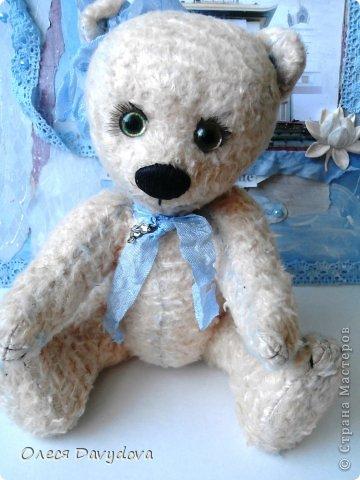 Медвежонок для сестренки. Зовут Чоузетта, девочка нежная, изысканная и слегка капризная. фото 1