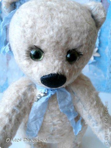 Медвежонок для сестренки. Зовут Чоузетта, девочка нежная, изысканная и слегка капризная. фото 4