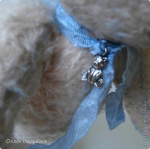 Медвежонок для сестренки. Зовут Чоузетта, девочка нежная, изысканная и слегка капризная. фото 5