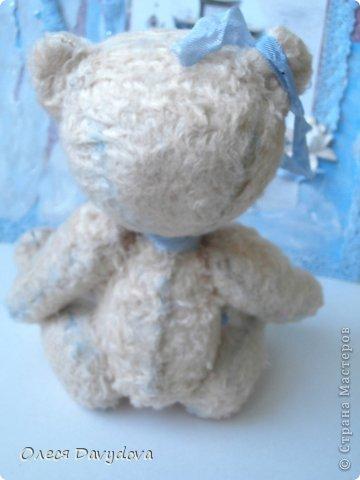 Медвежонок для сестренки. Зовут Чоузетта, девочка нежная, изысканная и слегка капризная. фото 6