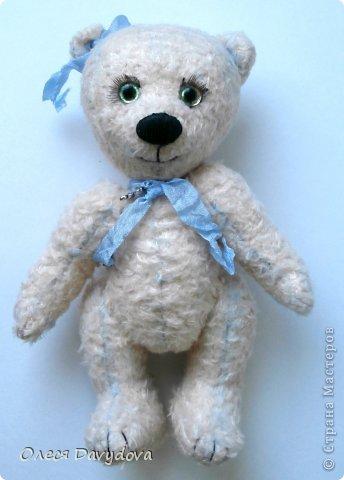 Медвежонок для сестренки. Зовут Чоузетта, девочка нежная, изысканная и слегка капризная. фото 7