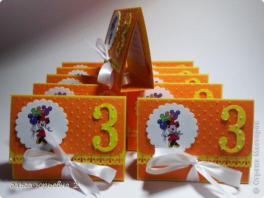 Скрапбукинг День рождения Ассамбляж Приглашение на День Рождения Бумага фото 3