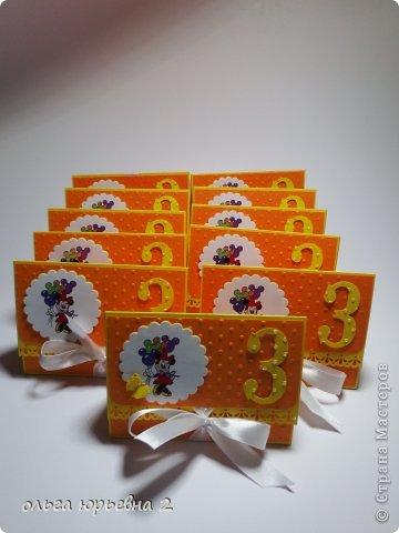 Скрапбукинг День рождения Ассамбляж Приглашение на День Рождения Бумага фото 8