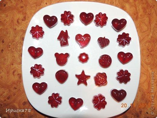 Рецепт жевательного мармелада из желатина