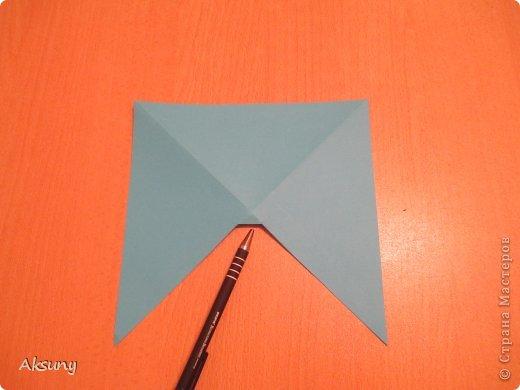 Produto de classe Mestre de Artesanato Aniversário Ano Novo Papel Origami arcos Minha foto 3
