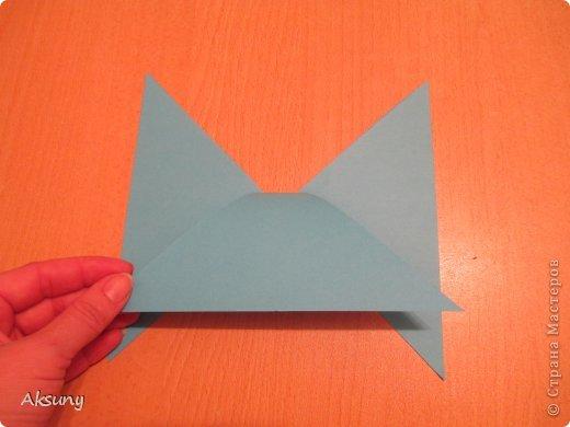 Produto de classe Mestre de Artesanato Aniversário Ano Novo Papel Origami arcos Minha foto 6