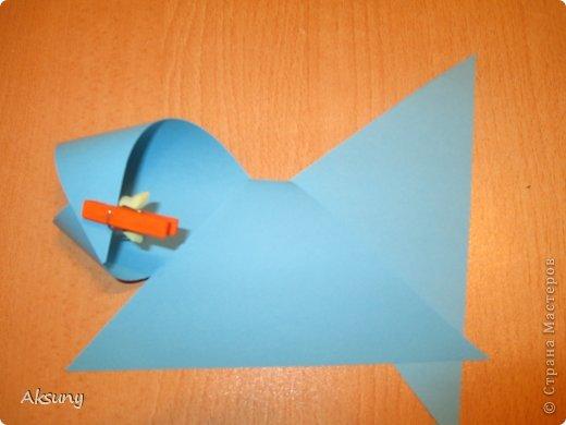 Produto de classe Mestre de Artesanato Aniversário Ano Novo Papel Origami arcos Minha foto 7