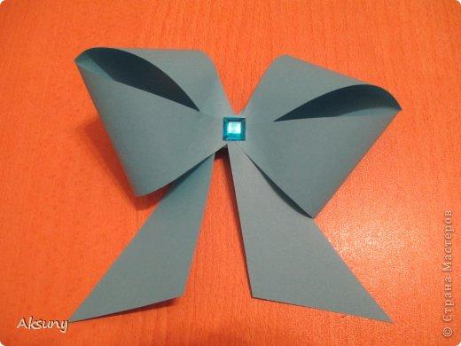 Produto de classe Mestre de Artesanato Aniversário Ano Novo Papel Origami arcos Minha Foto 10
