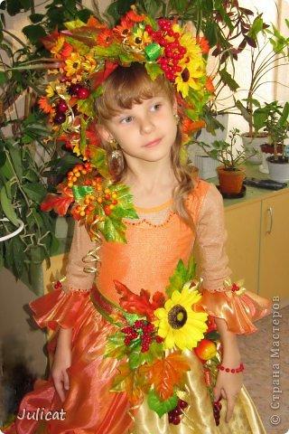 Костюм Осени для моей Катюши | Страна Мастеров - photo#15