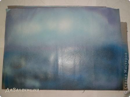 Картина панно рисунок Мастер-класс Коллаж Картина из кожи Натюрморт В Ожидании   Кожа фото 56