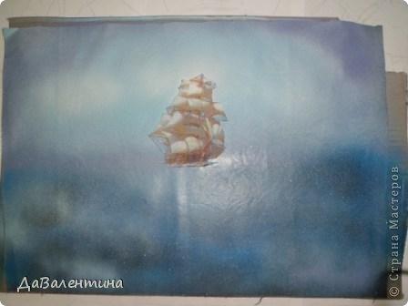 Картина панно рисунок Мастер-класс Коллаж Картина из кожи Натюрморт В Ожидании   Кожа фото 57