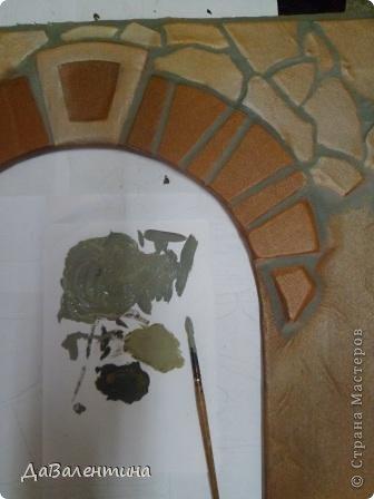 Картина панно рисунок Мастер-класс Коллаж Картина из кожи Натюрморт В Ожидании   Кожа фото 55