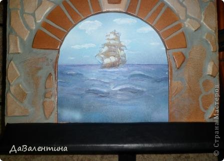 Картина панно рисунок Мастер-класс Коллаж Картина из кожи Натюрморт В Ожидании   Кожа фото 60