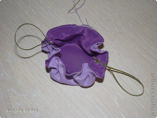 Кукольная жизнь Мастер-класс Шитьё Сумочки для кукол Нитки Сутаж тесьма шнур Ткань фото 10