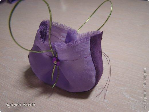 Кукольная жизнь Мастер-класс Шитьё Сумочки для кукол Нитки Сутаж тесьма шнур Ткань фото 28
