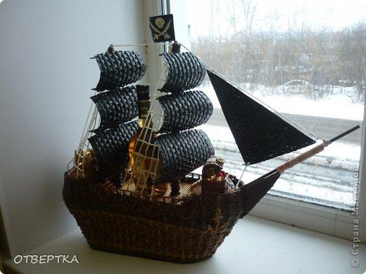 Корабль своими руками страна мастеров