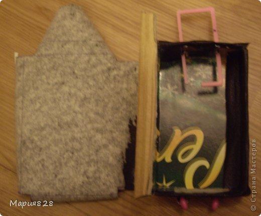 На улице холодно и сыро и наши куколки решили отправиться в жаркие страны и для этой цели прикупили чемодан. фото 13