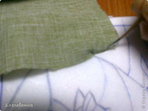 Картина панно рисунок Мастер-класс 8 марта День защиты детей День матери Новый год Аппликация Мозаика Как я это делаю  Мини МК Клей Пенопласт Ткань фото 16