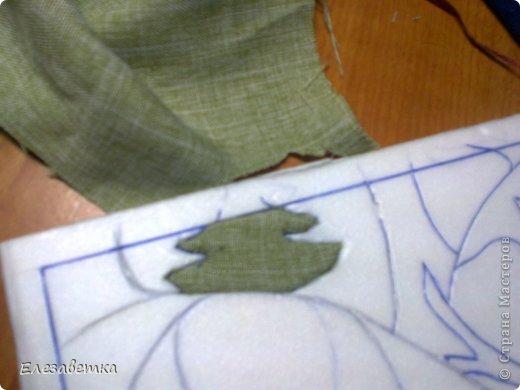 Картина панно рисунок Мастер-класс 8 марта День защиты детей День матери Новый год Аппликация Мозаика Как я это делаю  Мини МК Клей Пенопласт Ткань фото 20