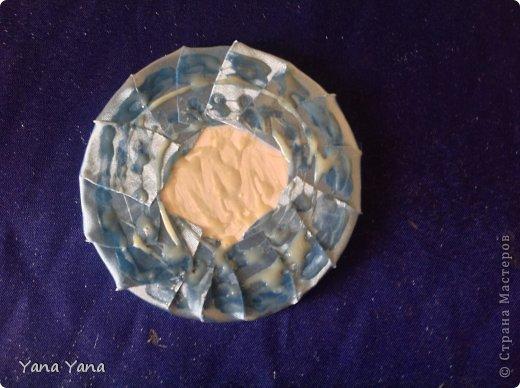 Мастер-класс Цумами Канзаши мастер-класс шкатулки канзаши Картон Ткань фото 18