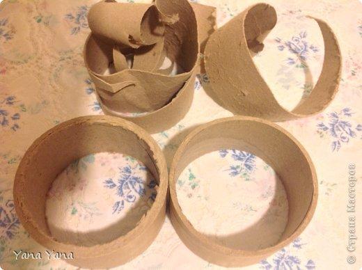 Мастер-класс Цумами Канзаши мастер-класс шкатулки канзаши Картон Ткань фото 3
